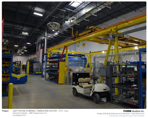 TOOL ROOM GANTRY CRANE